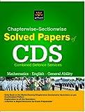 CDS Chapterwise - Sectionwise Solved Papers 1st Edition price comparison at Flipkart, Amazon, Crossword, Uread, Bookadda, Landmark, Homeshop18