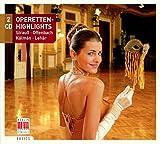 Operetten-Highlights [Import allemand]