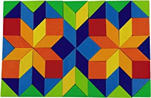 Haba 301222 - Legespiel Farbmosaik