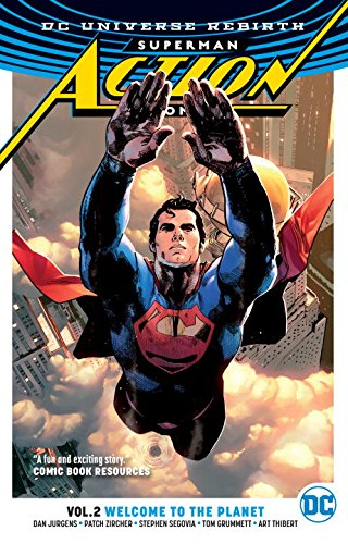 Image of Action Comics TP Vol 2 (Rebirth) (Superman-Action Comics)