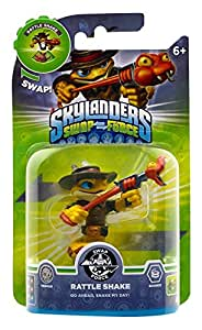 Skylanders Swap Force - Swappable Character Pack - Rattle Shake (Xbox 360/PS3/Nintendo Wii U/Wii/3DS)