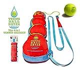Tennisball- Trockner - 4 -in-1 Tennis Zubehör - Als 'Bestes Tennis Gadget ' - Inklusive 4 tollen Funktionen in 1. Das perfekte Geschenk für jeden Tennisspieler