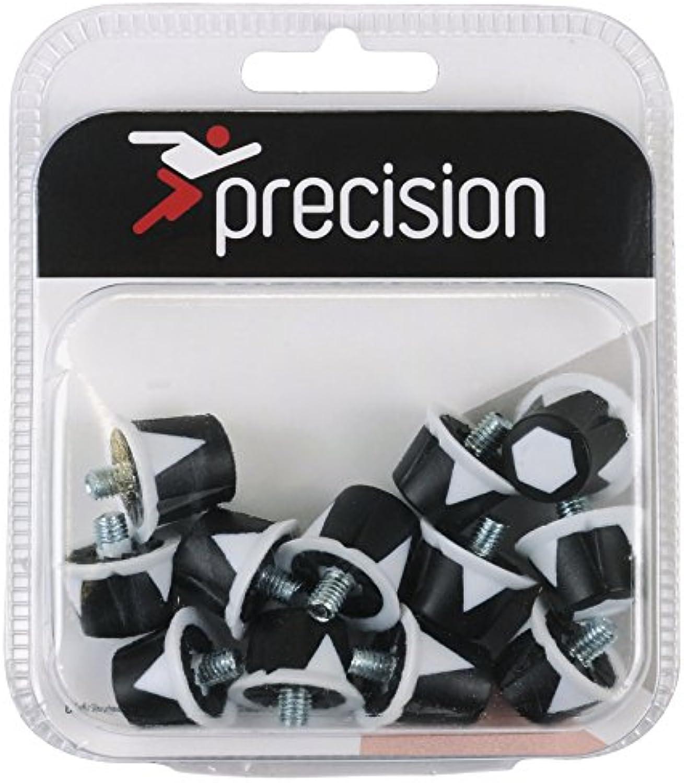 Precision Training Nylon Sicherheit Ohrstecker  Ideal für Fußball Rugby Stiefel