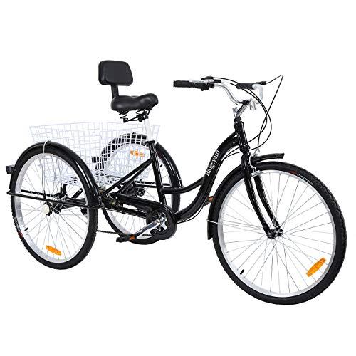 MuGuang Triciclo Adulto 26