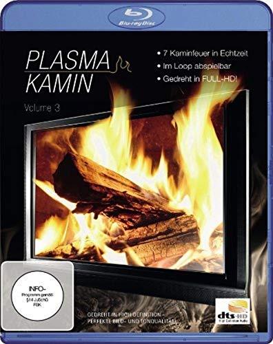 Plasma Kamin HD Vol. 3 [Blu-ray] Hd Plasma