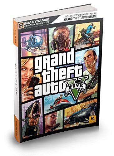 Grand Theft Auto V (Das offizielle Lösungsbuch für PS4/Xbox One/PC)