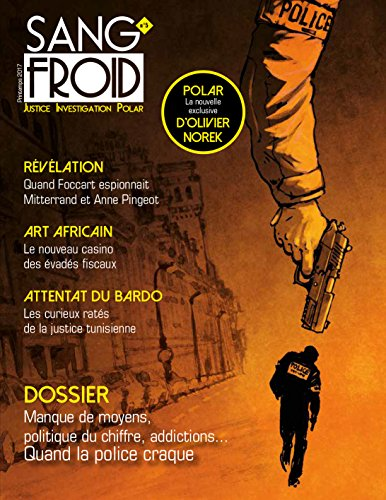 Revue Sang froid 5: Justice Investigation Polar