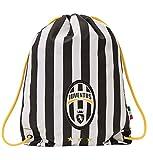 Seven Juventus 3B6031606-F75 Sacca Sportiva, Poliestere, Multicolore
