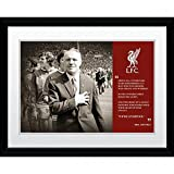 Official Liverpool FC Framed Shankly Picture (16 x 12in)