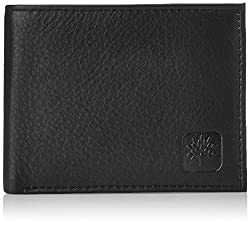 Woodland Black Mens Wallet (W 519)
