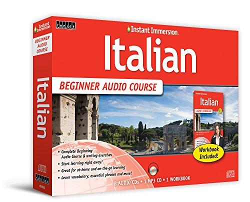 Instant Immersion Italian Beginner Audio Course