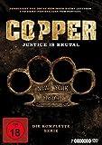Copper - Justice Is Brutal: Die komplette Serie [7 DVDs]