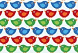 Westfalenstoffe * Vögel bunt 0,5m * Kinderstoff *