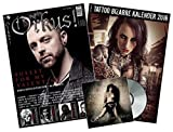 Orkus! September 2015 mit TATTOO BIZARRE KALENDER 2016, Bullet For My Valentine, Ghost, Stahlmann, Die Krupps, The Dark Tenor, Joachim Witt, Amorphis u.v.m + CD Orkus! Compilation 111