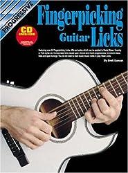 Fingerpicking Guitar Licks