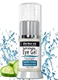 Eye Wrinkle Cream By Derma-nu – Anti Aging Eye Gel Treatment for Dark