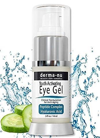 Eye Wrinkle Cream By Derma-nu – Anti Aging Eye Gel