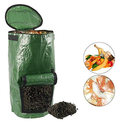 Bolsas de probióticos Bolsa de compost Fermento Cocina Desecho de residuos Compostado Bolso de compost orgánico,35x60cm