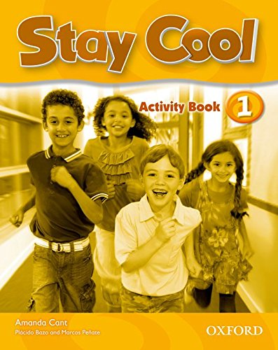 Stay Cool 1: Activity Book - 9780194412377