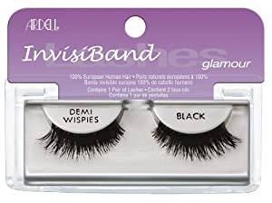 Ardell Invisibands Black Demi Wispies 1 pair