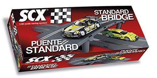 Scalextric Original - Puente estándar Fábrica Juguetes