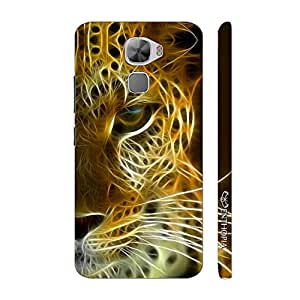 Enthopia Designer Hardshell Case Tiger Electrified Back Cover for LeEco Le Pro3