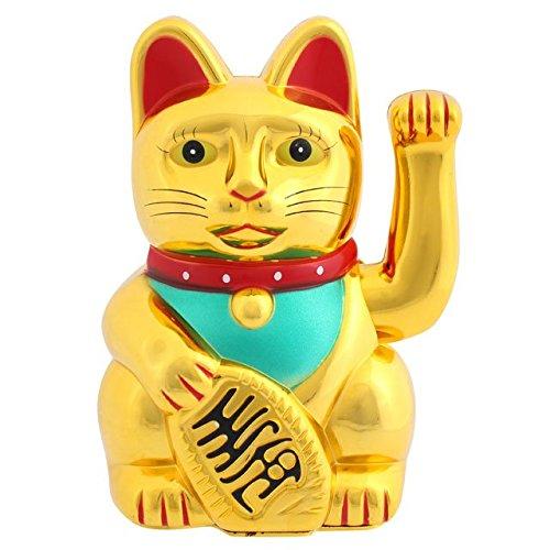 Jones casa regalo Salvadanaio e oro a forma di gatto
