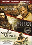 Coffret 3 DVD Grande Aventure : Le nouveau monde / Nouvelle France / Capitaine Alatriste