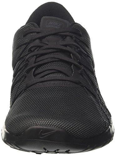 Nike Flex Fury 2, Scarpe da Corsa Uomo Multicolore (Black/Anthracite/Black)
