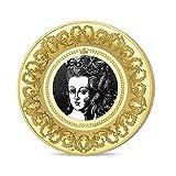 Monnaie de Paris Excellence Sevres 200 Euro 1 Troy 0unce .999 Gold Keramik Münzfest