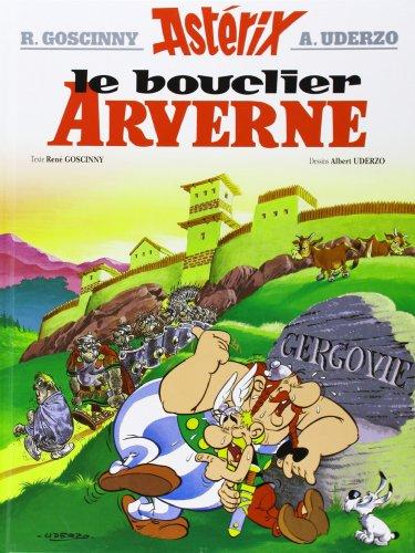 Le Bouclier Arverne: Asterix Tome 11