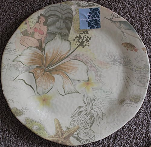 tommy-bahama-melamine-round-large-hawaii-serving-platter-approx-185-by-tommy-bahama