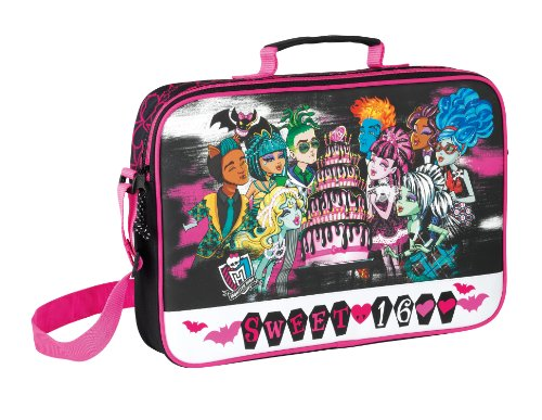 Monster High Cartera extraescolares 38 cm