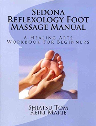 By Tom, Shiatsu [ Sedona Reflexology Foot Massage Manual ] [ SEDONA REFLEXOLOGY FOOT MASSAGE MANUAL ] May - 2012 { Paperback }