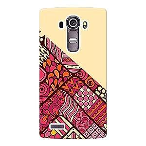 Mobile Back Cover For LG G4 (Printed Designer Case)
