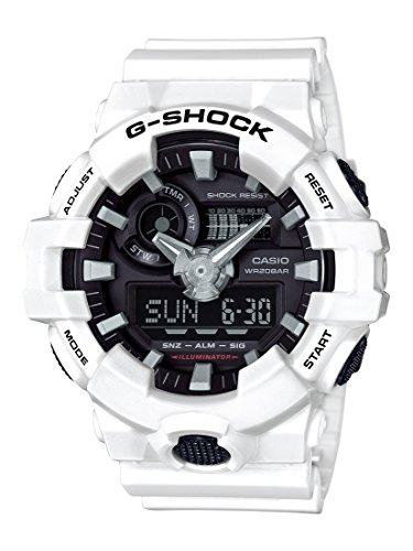Casio De los hombres G SHOCK de resina de cuarzo Casual reloj