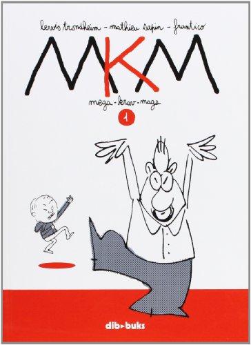Mkm 1. Mega-Krav-Maga (Diviértete)