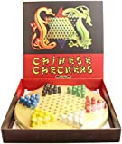 House of Marbles Traditional Wooden Chinese Checkers Game