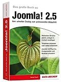 Das große Buch Joomla! 2.5: Vom