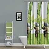 EDLER Textil Duschvorhang 220 x 200 cm