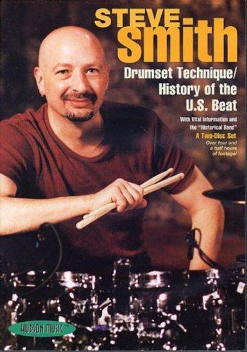 Steve Smith - Drum Set / History Of U.S.Beat [2 DVDs] Preisvergleich