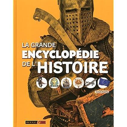 GRANDE ENCYCLOPEDIE HISTOIRE