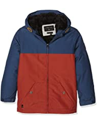 Quiksilver Jungen Youth Wanna Dwr-Water-Repellent Hooded Jacket