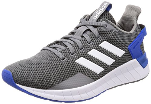 adidas Questar Ride, Chaussures de Running Compétition Homme Gris (Grey Three F17/ftwr White/grey Four F17 Grey Three F17/ftwr White/grey Four F17)