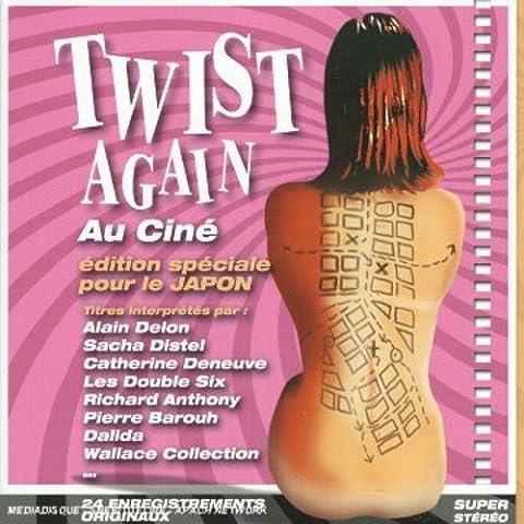 Twist Again Au Cine by Various