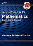 New A-Level Maths for Edexcel: Year 1 & AS Complete Revision & Practice (CGP A-Level Maths 2017-2018)
