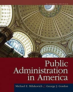 Public Administration in America (1111828016) | Amazon price tracker / tracking, Amazon price history charts, Amazon price watches, Amazon price drop alerts