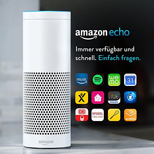 Amazon Echo, Weiß