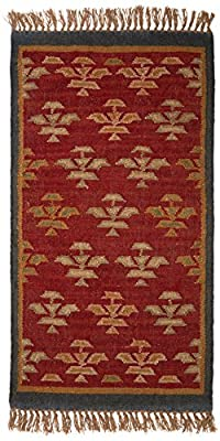 Dandy William 130 x 70 cm Armes Kilim Rug Bedouin Design produced by William Armes Ltd - quick delivery from UK.