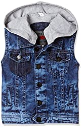 Gini & Jony Boys Jacket (121246516241 6000 STONE WASH(6000) 2)